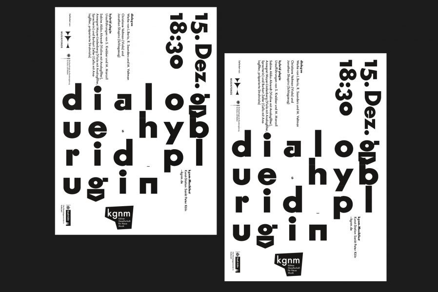 dialogue hybrid plugin flyer A5