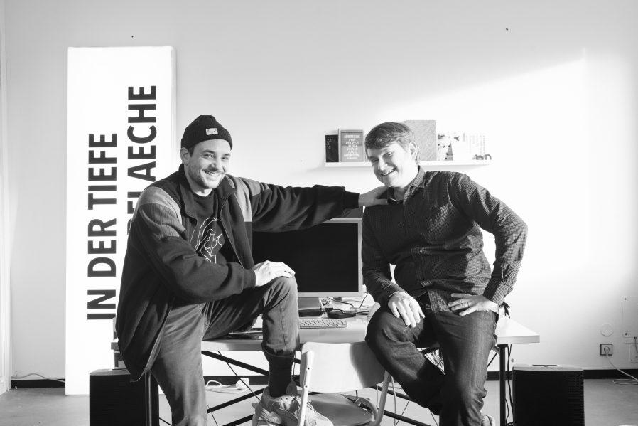 Büro Freiheit | Design | Köln | Einblick | hinter den Kulissen