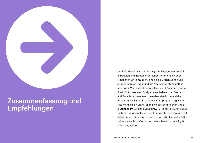 Innenseiten | Layout | Typografie | Aufmacher | kulturelle Bildung