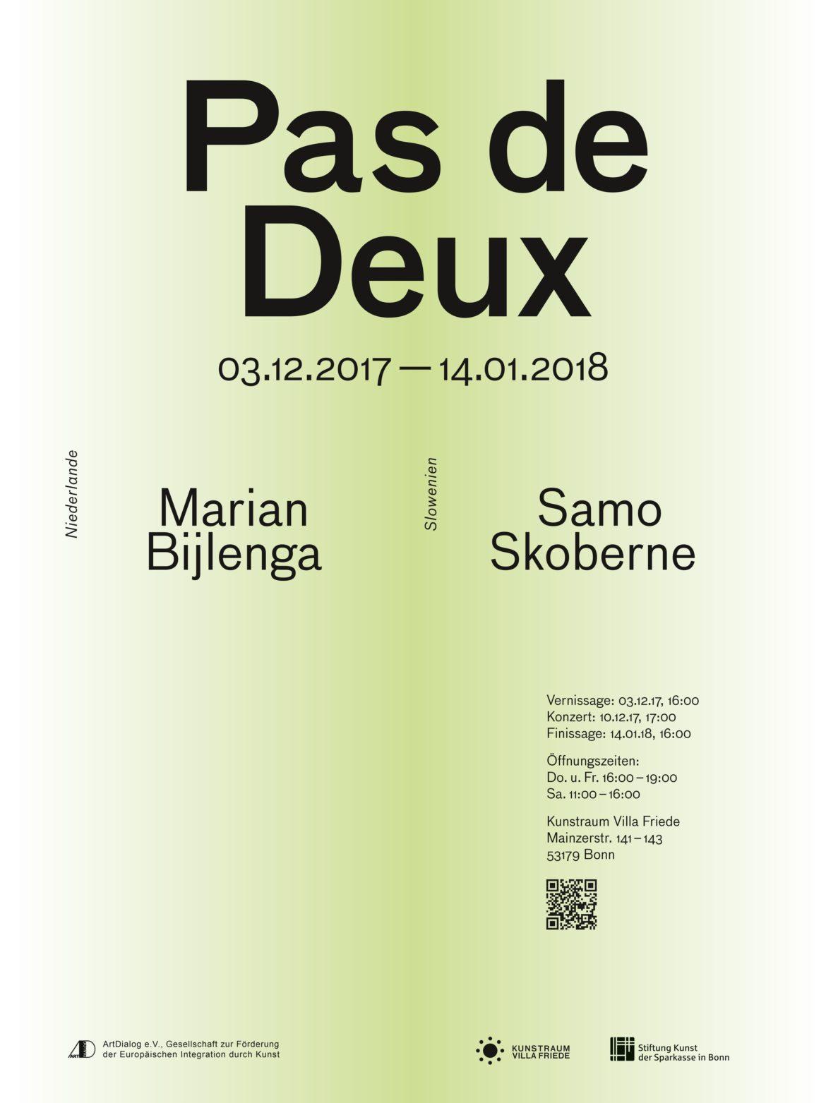 Posterdesign   Plakat   Vollansicht   Verlauf   Art Dialog
