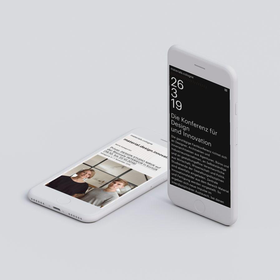 Konferenz | Innovation | Webseite | Responsive | Desktop | Unternehmensgestaltung