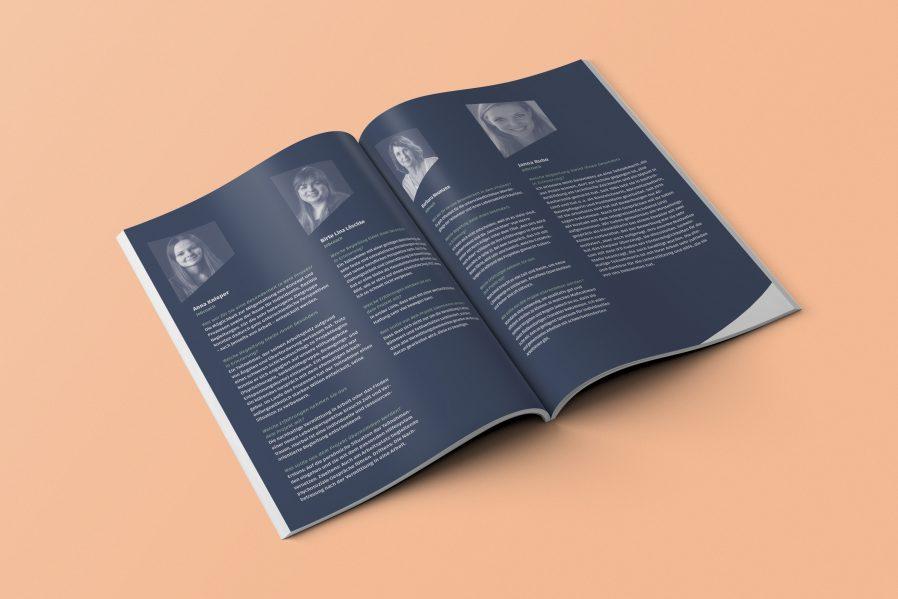 Broschüre Innenseite Teilnehmer
