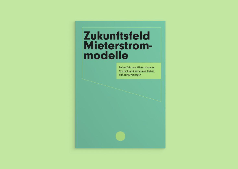 Broschüre | Coverdesign | Energie | Publikation