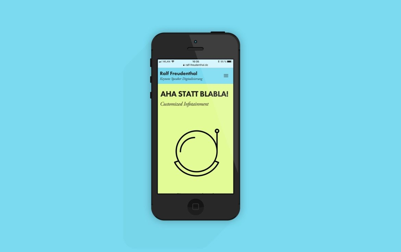 Mobile Version | Responsive Design | Digitalisierung | Online Design