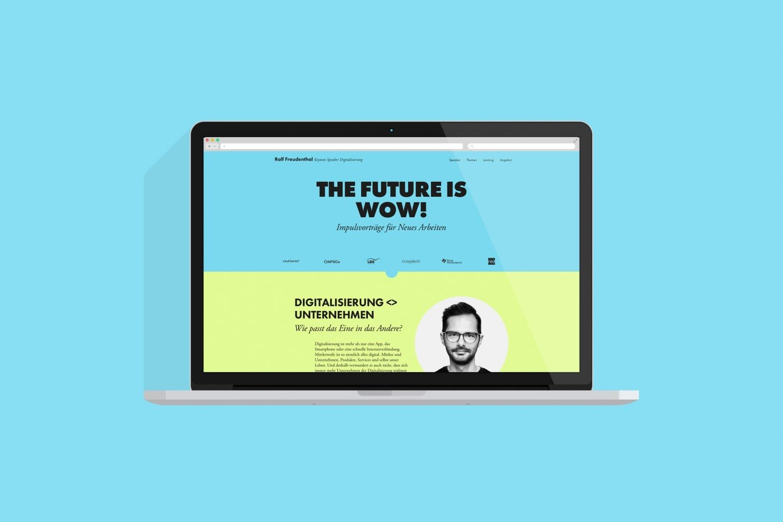 Microwebsite