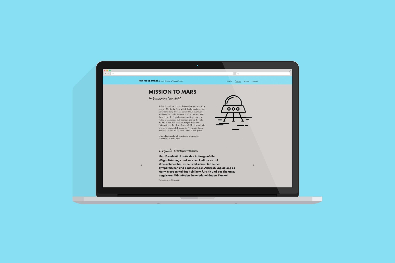 Website design | Illustration | Icon | Onepager | Corporate Design