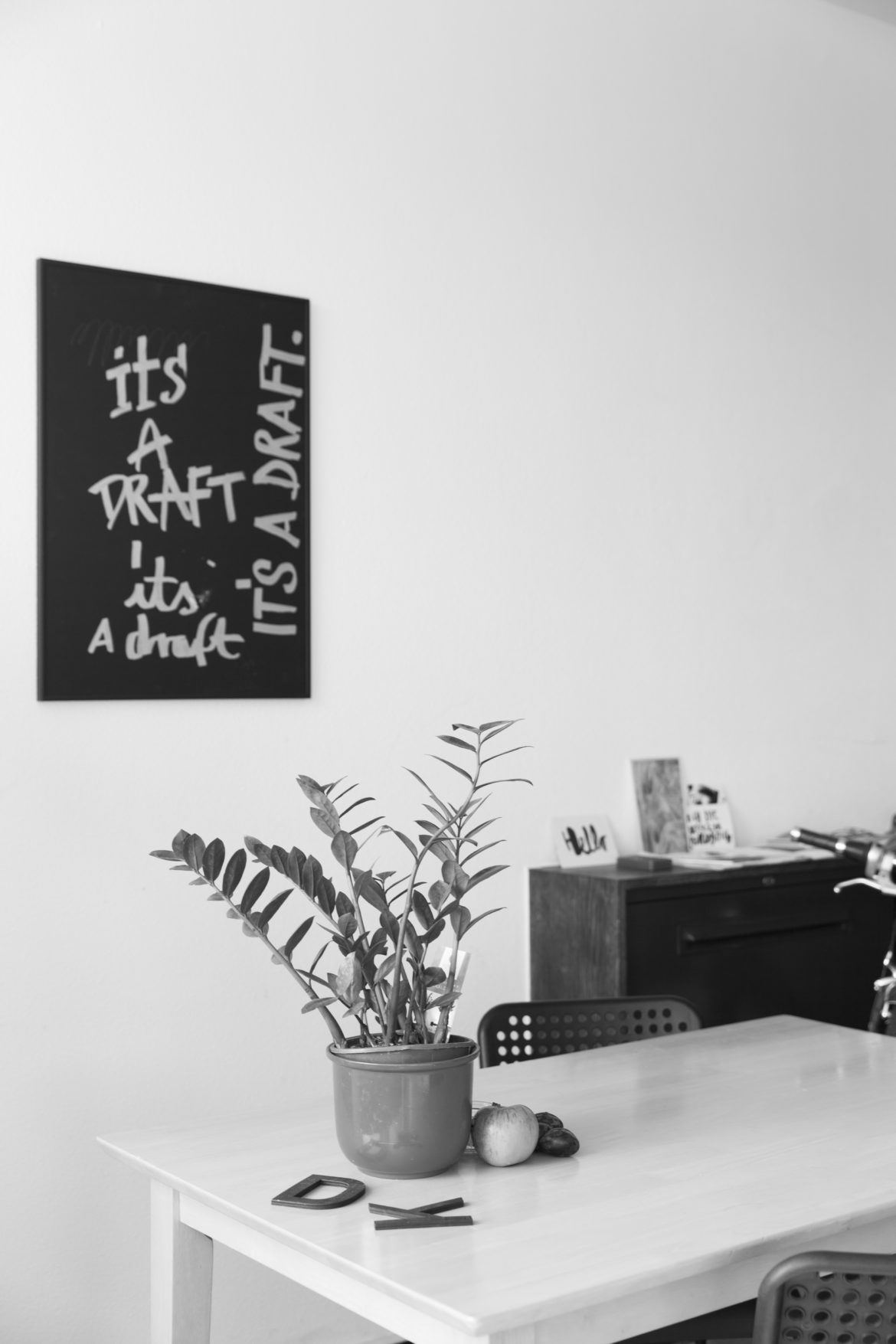It's a draft, It's a draft, It's a draft | Büro Freiheit | 2018