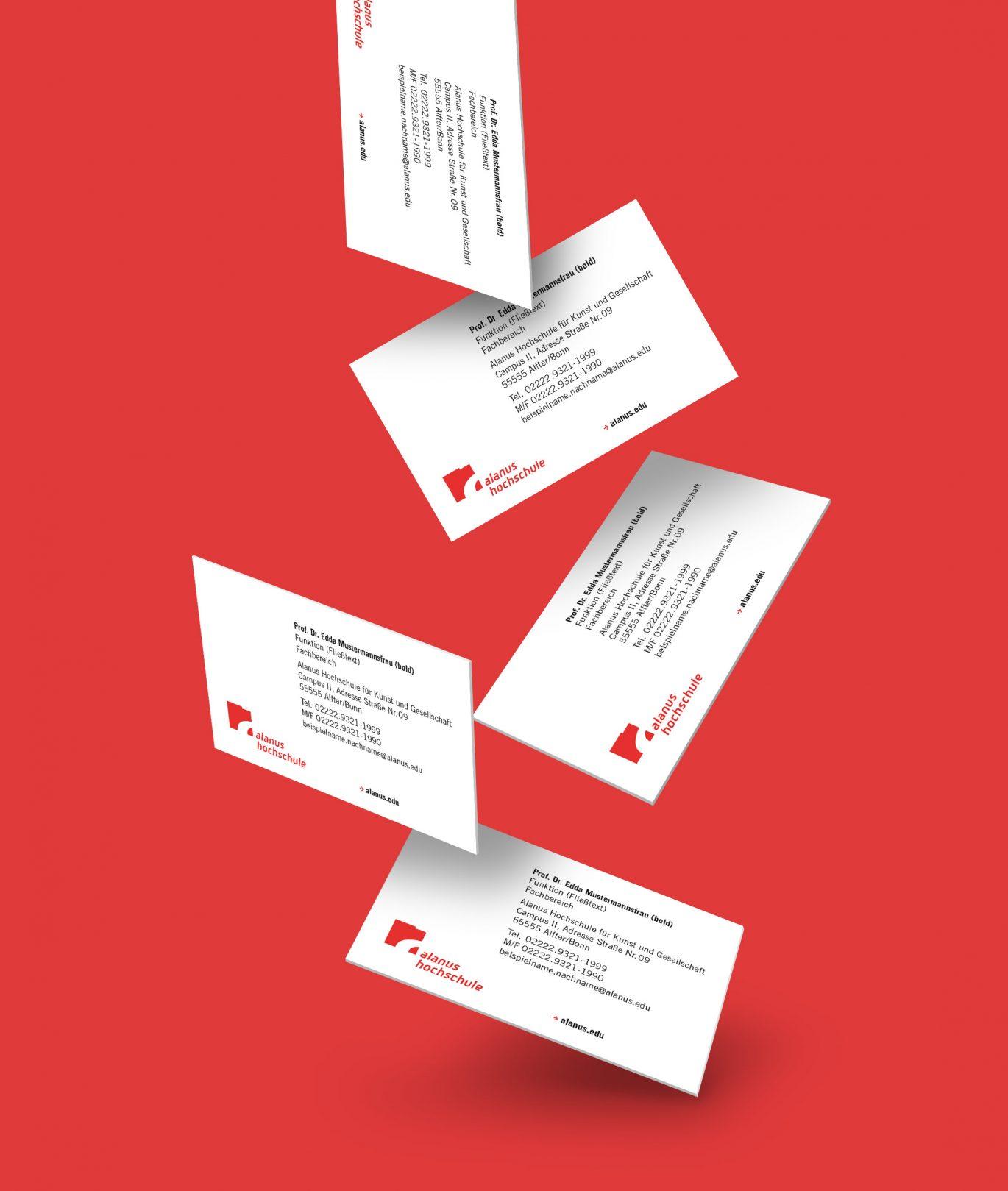 Visitenkarten |Geschäftsausstattung | Geschäftspapiere |Corporate Design