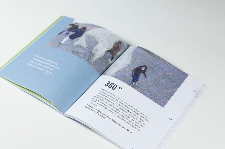 Aufmacher | Kursbuch | Textsetzung | Editorial Design