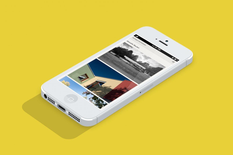 Website Mobilansicht | Web Design |Responsive Web Design | Aktuell