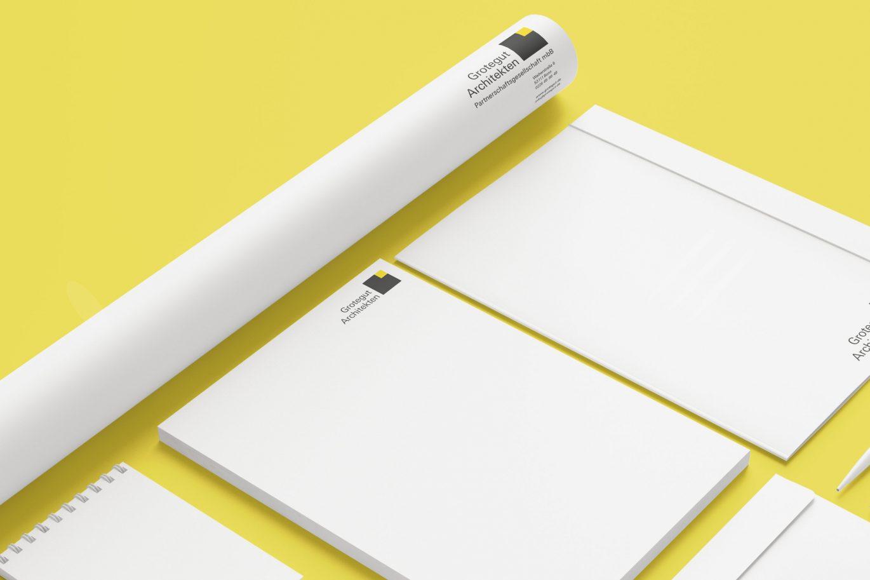 Geschäftsausstattung |Logo |Briefbogen |Umschlag |Geschäftspapiere