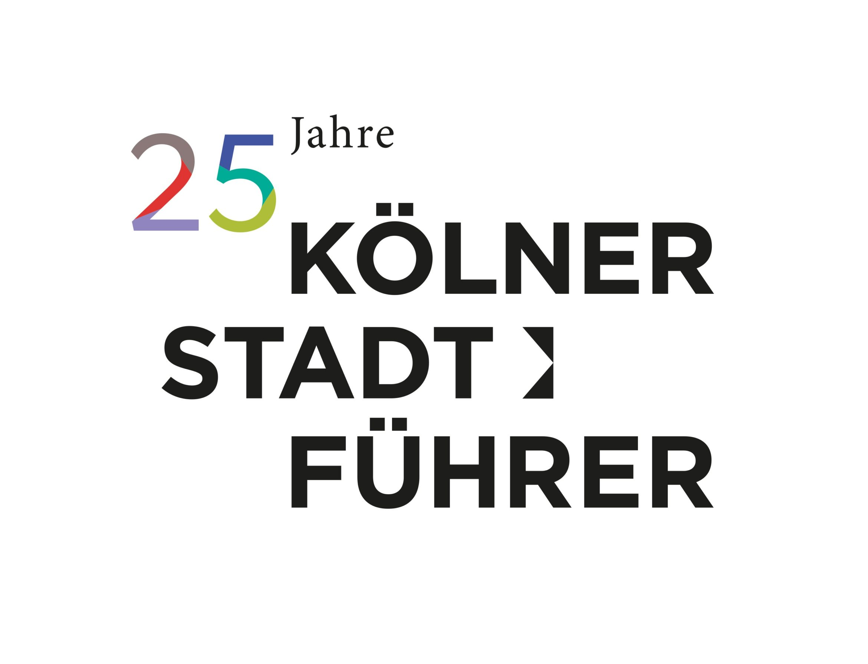 Kölner Stadtführer Jubiläum
