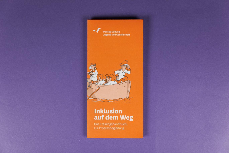 Cover | Illustration | DIN Lang Flyer