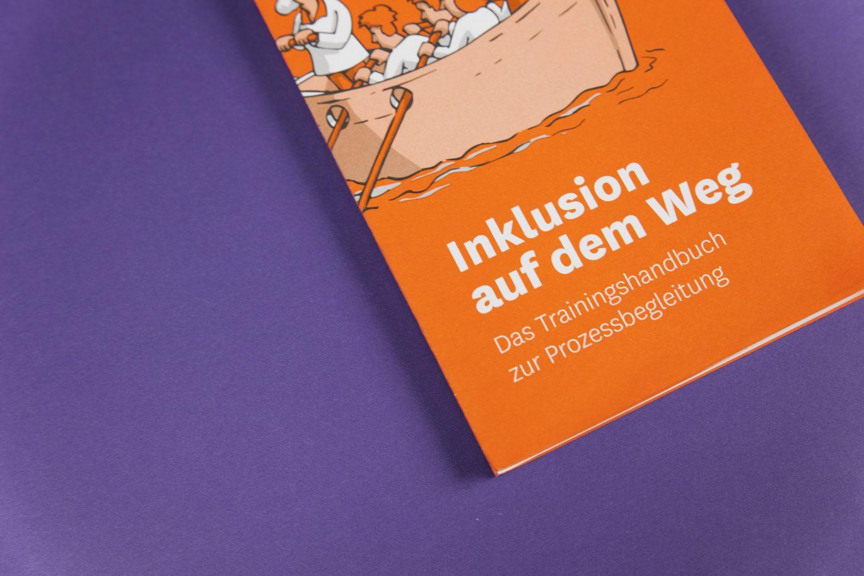 Vorderseite Detail | Illustration | DIN Lang Flyer | Druckgestaltung