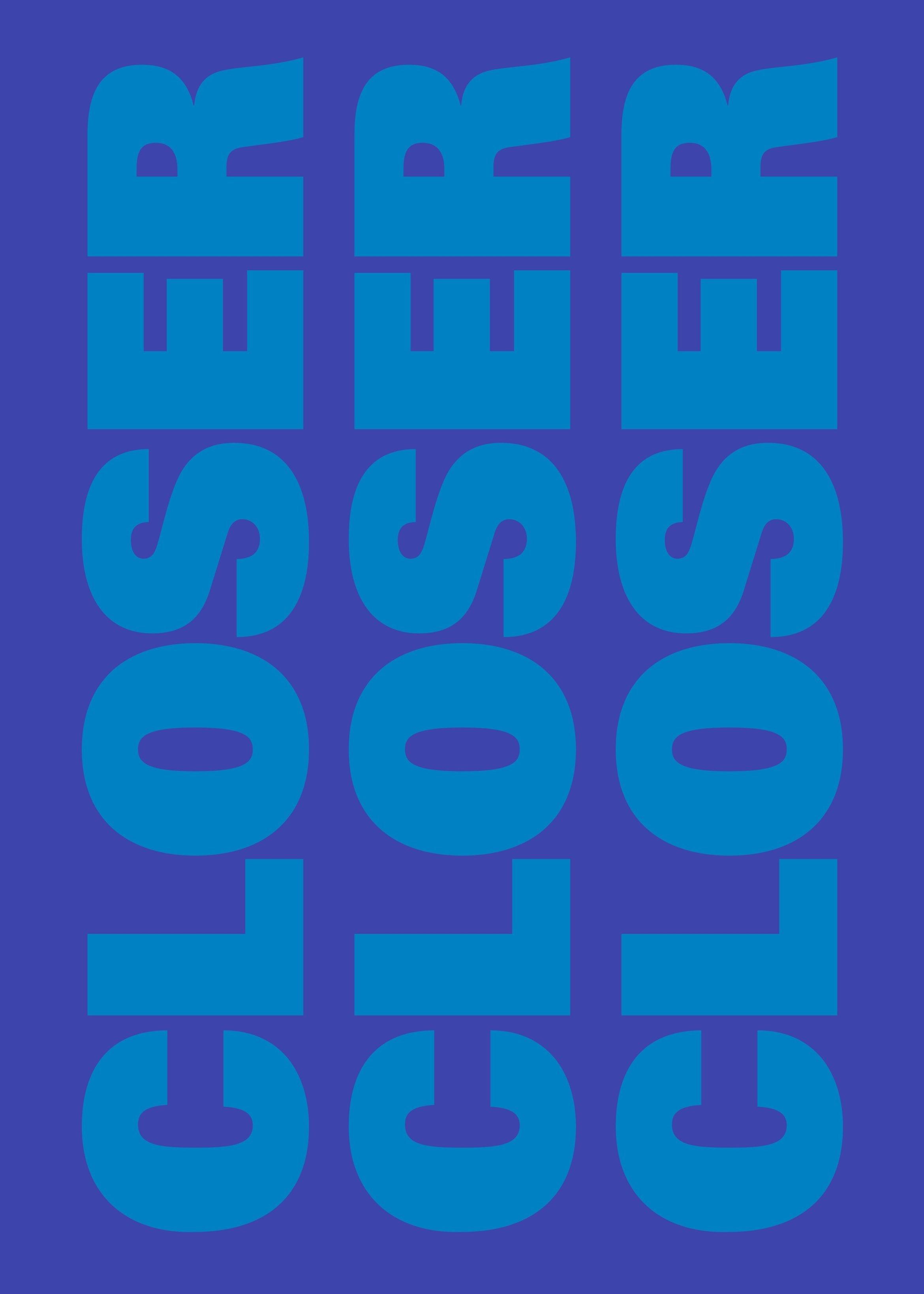Offset | Poster Design | Pantone | Typografie | Siebdruck | limitierte Edition