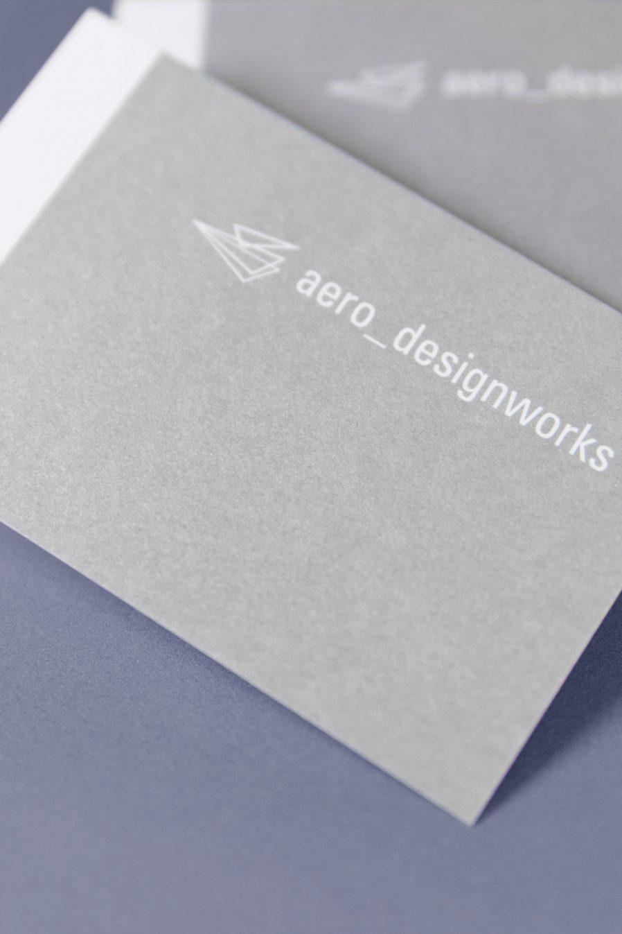 Visitenkarte | Sonderfarbe | Geschäftsausstattung |Logo Design |Wort- und Bildmarke