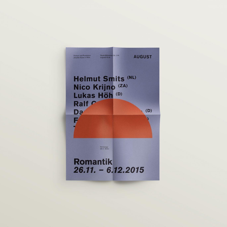 Plakat –Romantik