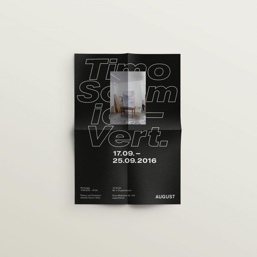 Plakat Design | Poster | Ausstellungsdesign |Künstler