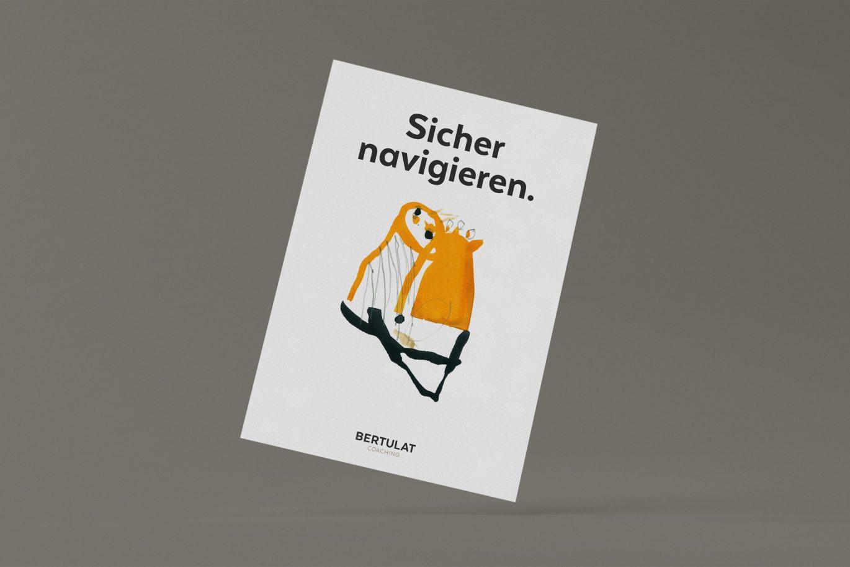 Flyer | Illustration | Gestaltungsprinzipien | Gestaltungshierarchien