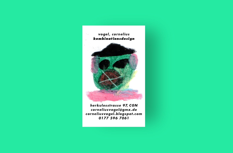 Visitenkarte | Geschäftspapiere | Sammelkarte | individuelle Gestaltung | Illustrator