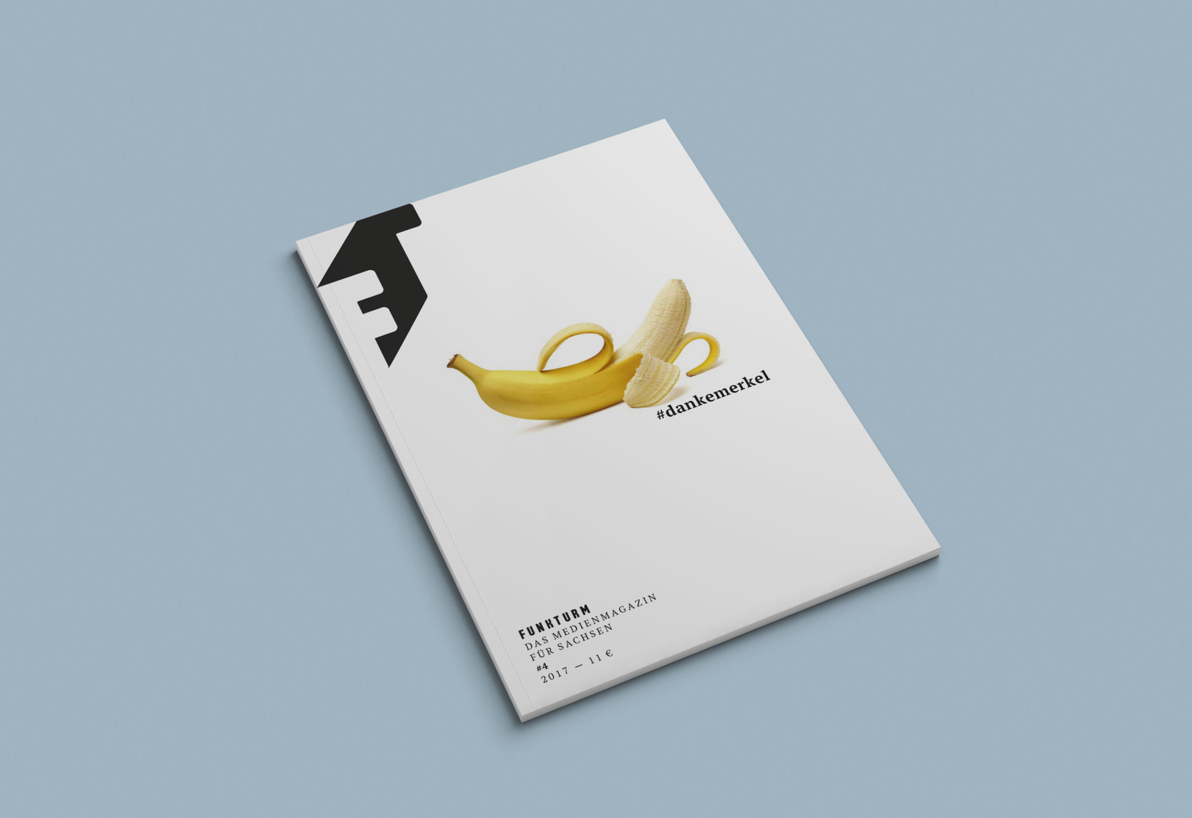 Cover | Redesign | Wortmarke | Logo | Magazin Gestaltung | Editorial Design