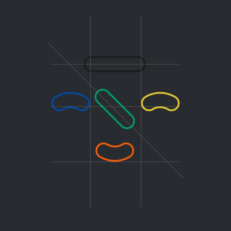 Logo Design | Netzwerk | soziale Arbeitsweise | Gesicht zeigen