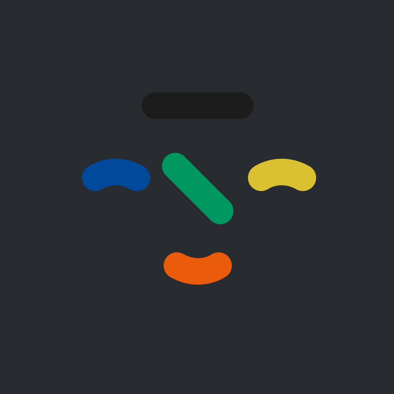 Konstruktion | Netzwerk | Farbgebung | Gesicht zeigen | Firmenzeichen