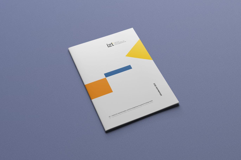 Cover Studie | Jahresbericht | Corporate Design | Offline Medium