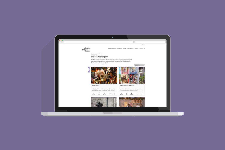 Website Desktop | Responsive Design | Web Design | Corporate Design