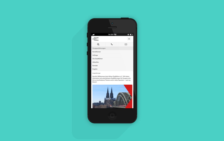 Website Mobil | Responsive Design | Web Design | Corporate Design