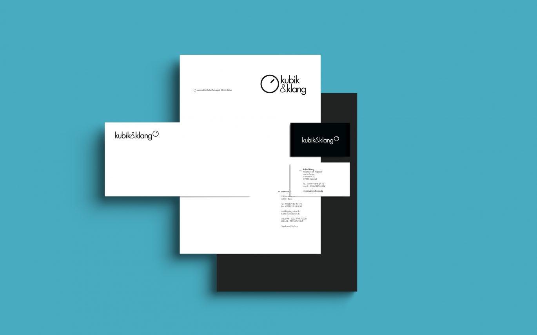 Geschäftsausstattung | Briefbogen | Visitenkarte | Geschäftserscheinungsbild | Corporate Design