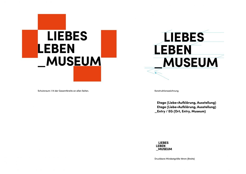 Liebes Leben Museum Kultur Portfolio Büro Freiheit