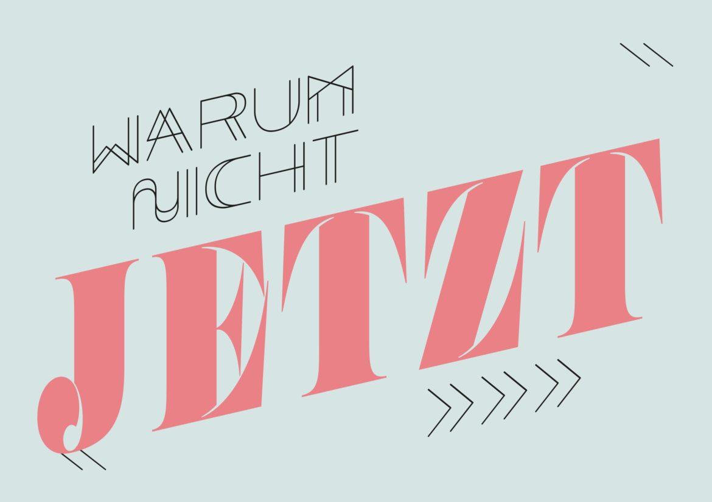 Verlag | Postkarten Set | Illustration | Typografie