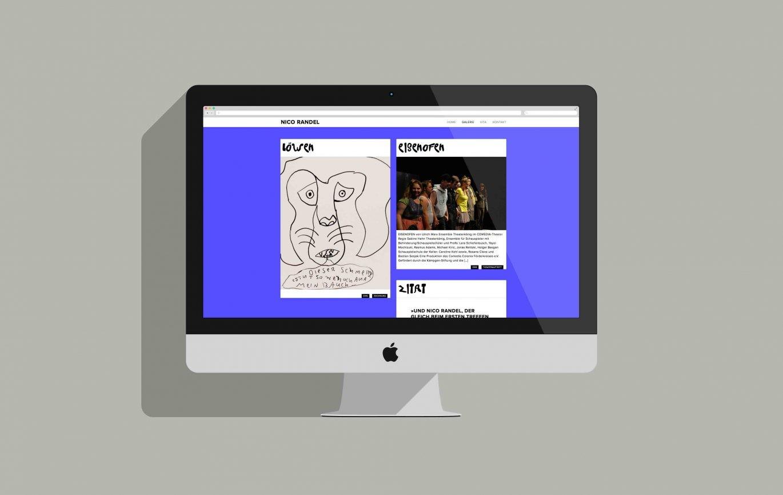 Desktopversion Galerie