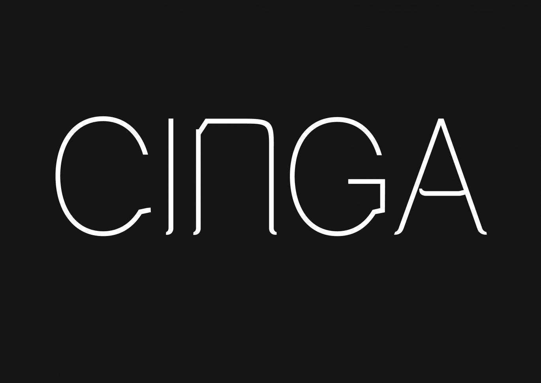 Cinga | Schriftgestaltung | Typografie | Mikrotypografie