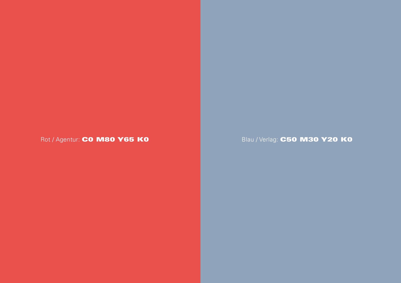 Farbwerte | Wortmarke | Agentur und Verlag | Kommunikation