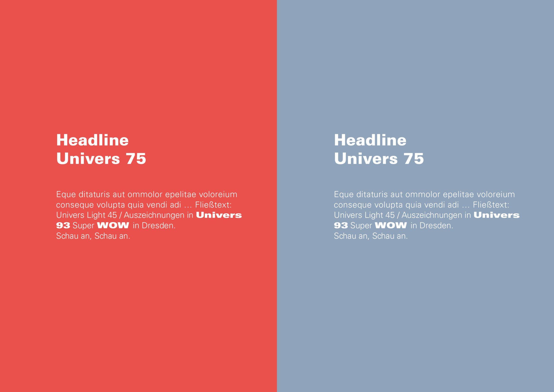 Typografie | Wortmarke | Agentur und Verlag | Kommunikation