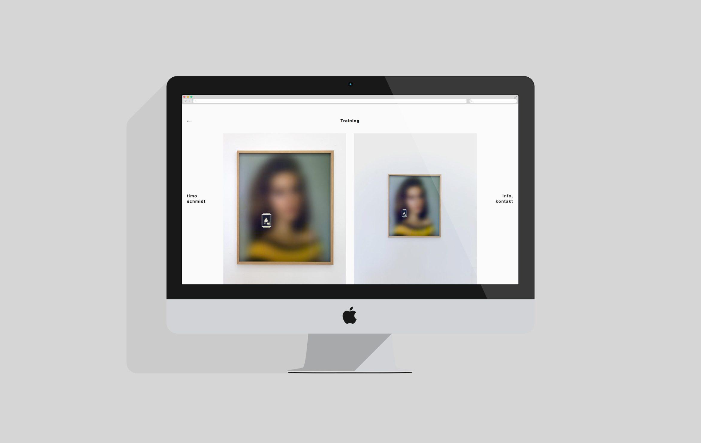Desktop Ansicht |Designer | responsive Website | Content Management Systems