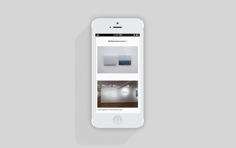 Mobil Ansicht |Designer | responsive Website | Content Management Systems