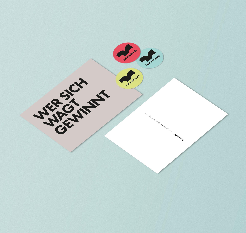 Flyer| Postkaren | Sticker | Aufkleber | Sammelkarten