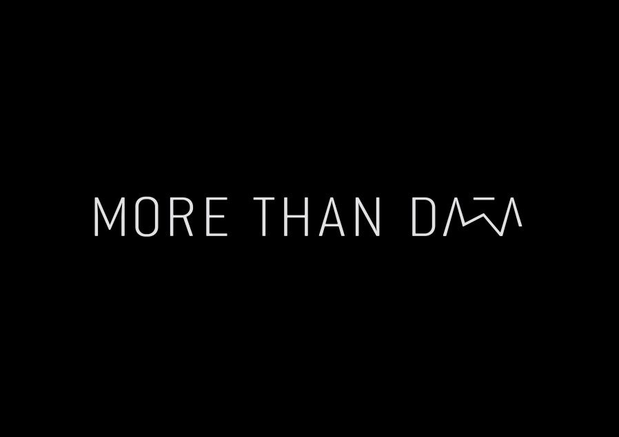 more than data -